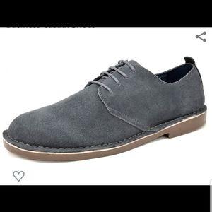 Bruno Marc N.Y francisco low Suede Oxford shoes 7M